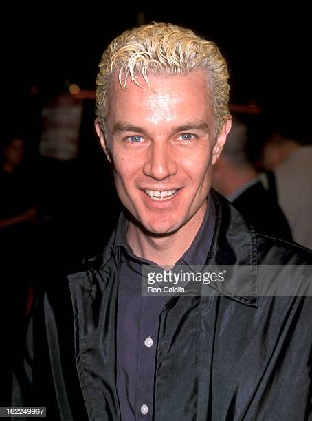 James Marsters attends the premiere of 'Teaching Mrs Tingle' on August 11 1999 at Mann Bruin Theater in Westwood California