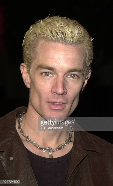 James Marsters during ''Buffy' The Musical Once More With Feeling' Premiere Screening at Paramount Studios in Los Angeles California United States