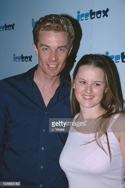 James Marsters during ICEBOXCOM Launch Party at The Factory in West Hollywood California United States