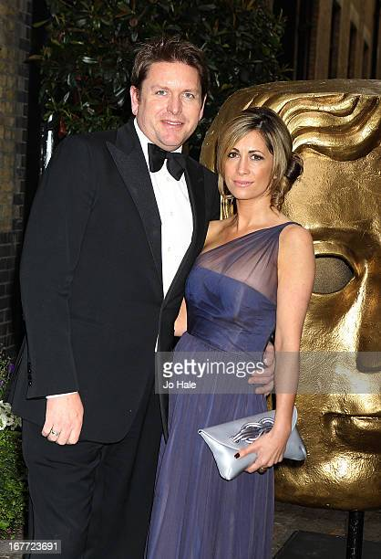 James Martin attends the BAFTA Craft Awards at The Brewery on April 28 2013 in London England