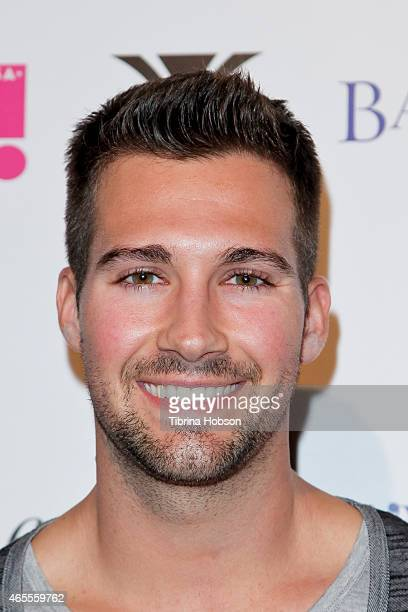 James Maslow attends OK Magazine's PreOscar event at The Argyle on February 19 2015 in Hollywood California