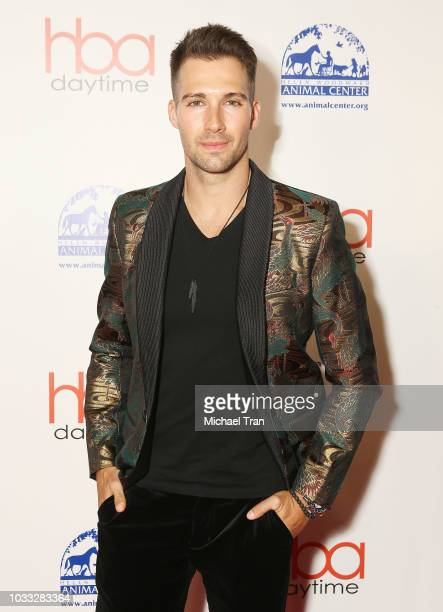 James Maslow attends the 2018 Daytime Hollywood Beauty Awards held on September 14 2018 in Hollywood California