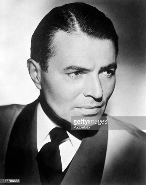 James Mason, English-born actor, circa 1950.