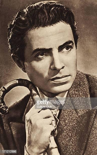 James Mason, portait. English actor, 15 May 1909 - 27 July 1984