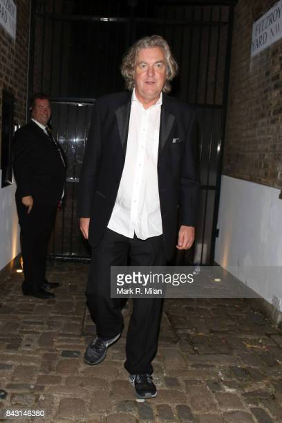James May attending the GQ awards on September 5 2017 in London England