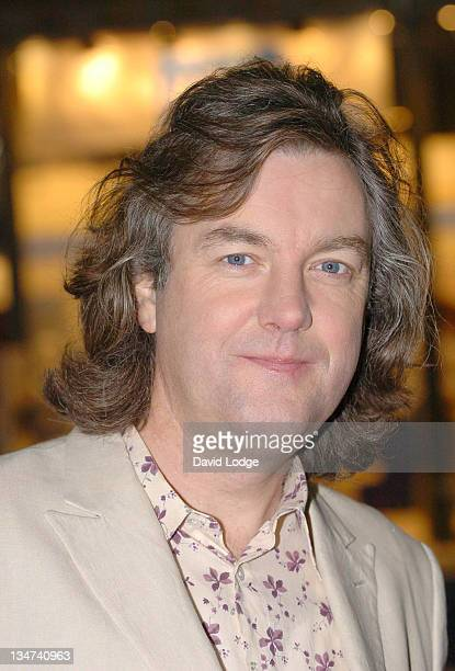 James May during Schroders London International Boat Show Photocall January 6 2006 at ExCeL in London Great Britain