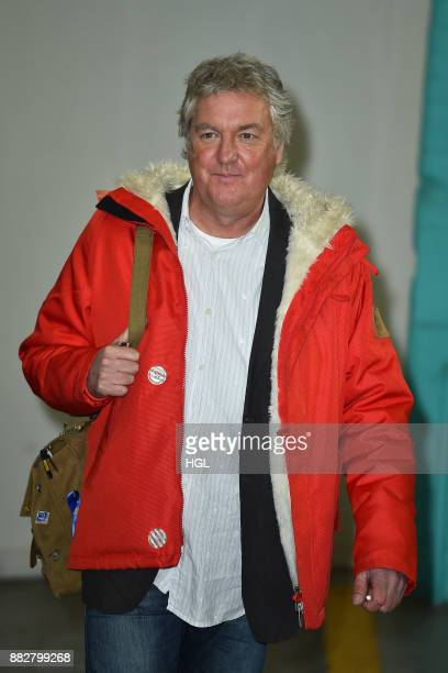 James May seen at the ITV Studios on November 30 2017 in London England