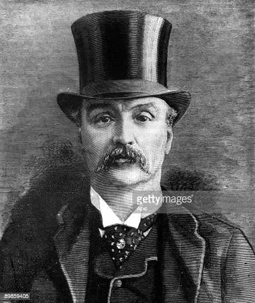 James Maybrick the cotton merchant suspected of being Jack the Ripper the merchant James Maybrick suspected to be Jack The Ripper circa 1888