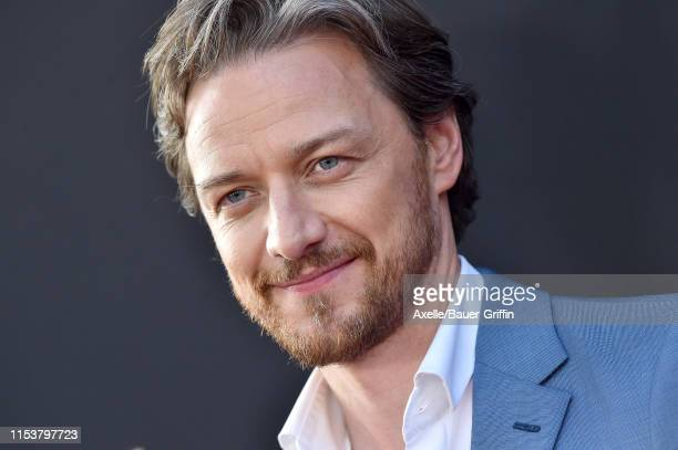 James McAvoy attends the premiere of 20th Century Fox's Dark Phoenix at TCL Chinese Theatre on June 04 2019 in Hollywood California