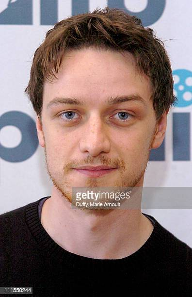 James McAvoy during IFP Filmmaker Conference 'The Last King of Scotland' Panel Discussion September 17 2006 at Puck Building in New York City New...
