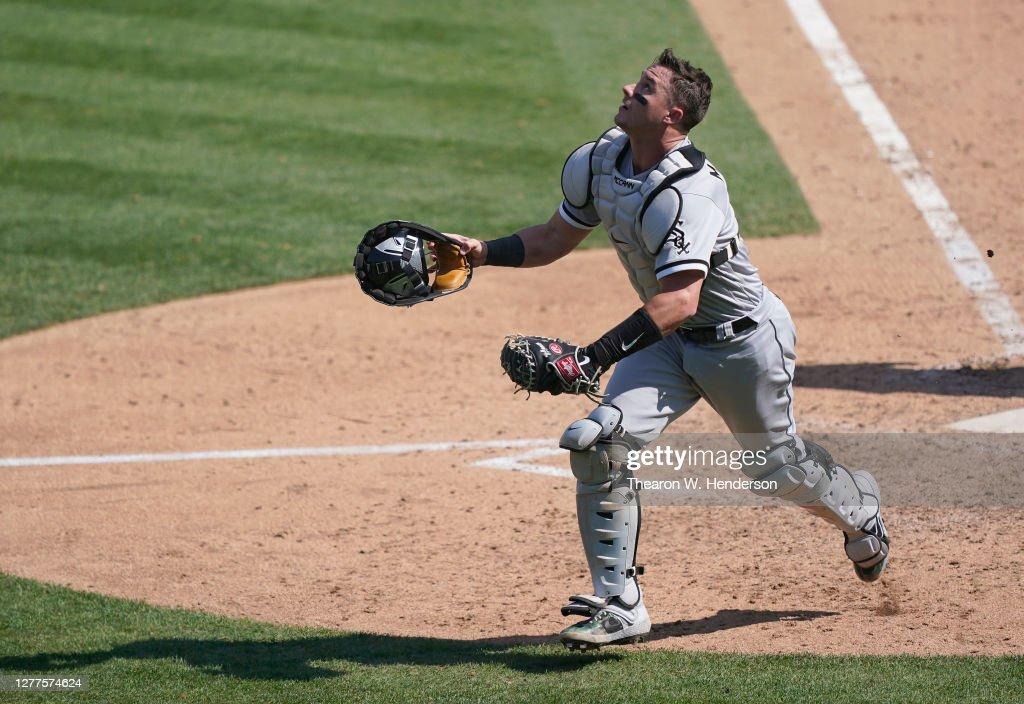 Wild Card Round - Chicago White Sox v Oakland Athletics - Game One : News Photo