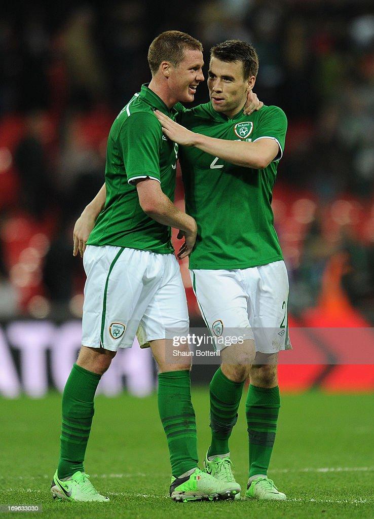 England v Ireland - International Friendly : News Photo