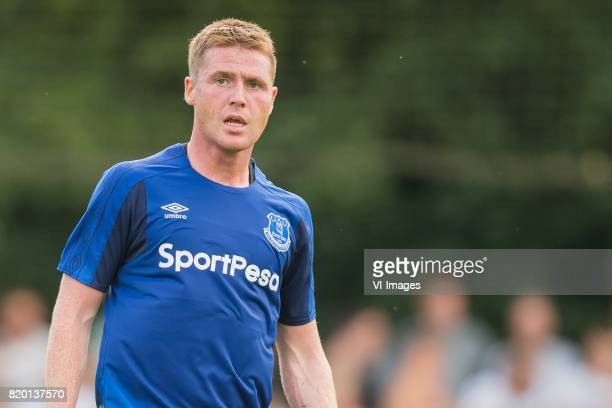 James McCarthy of Everton FC during the friendly match between FC Twente and Everton FC at sportpark De Stockakker on July 19 2017 in De Lutte The...