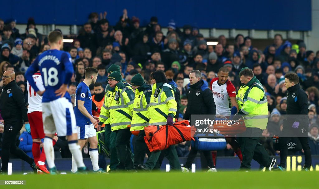 Everton v West Bromwich Albion - Premier League