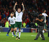 james mcclean republic ireland during fifa