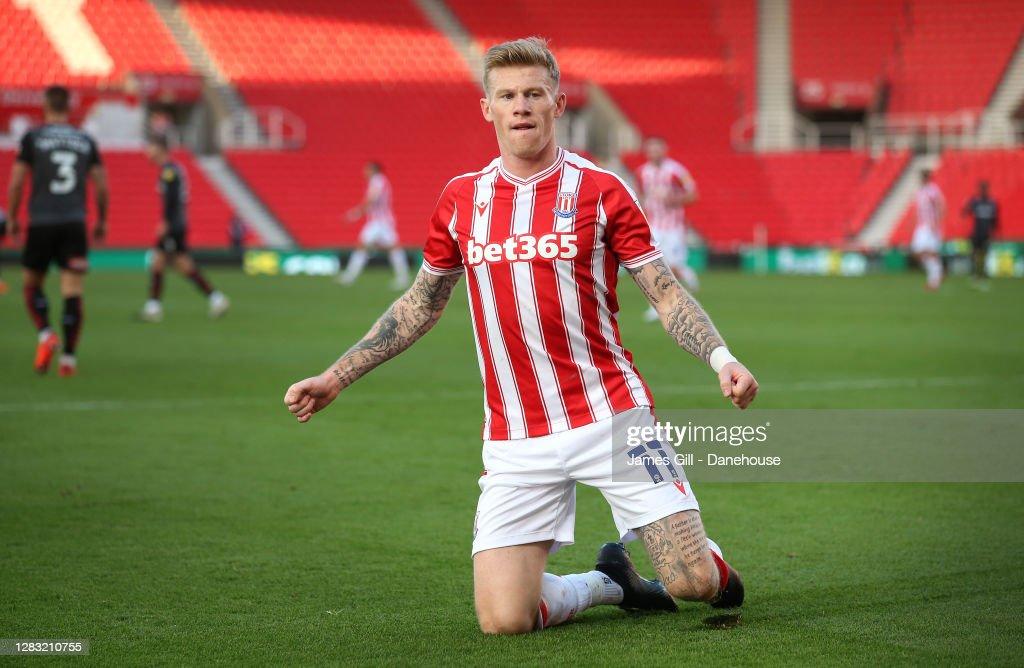 Stoke City v Rotherham United - Sky Bet Championship : News Photo