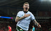 cardiff united kingdom james mcclean republic
