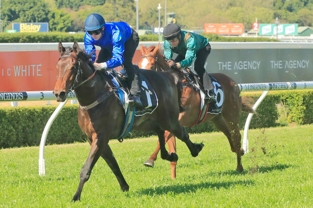 AUS: Randwick Barrier Trials