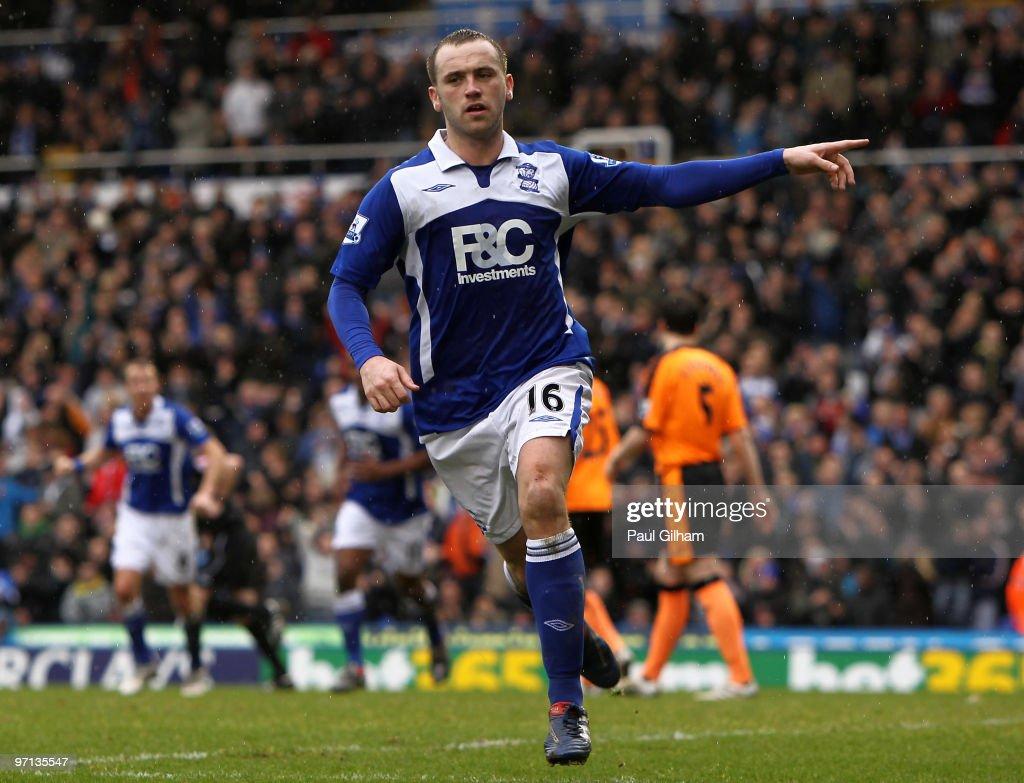 Birmingham City v Wigan Athletic - Premier League