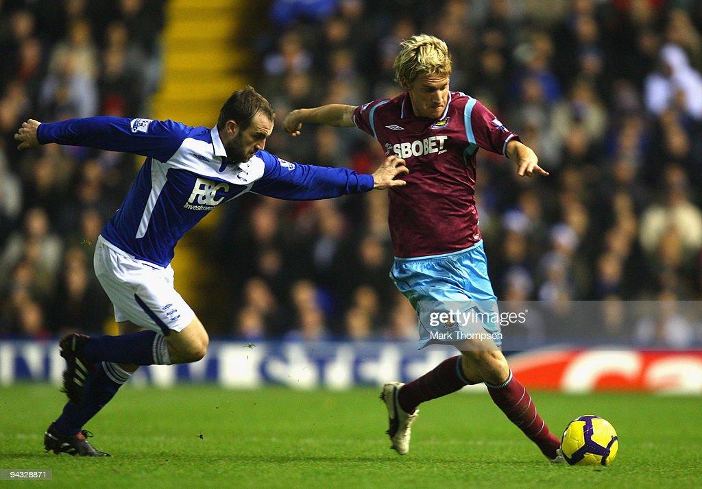 Birmingham City v West Ham United - Premier League
