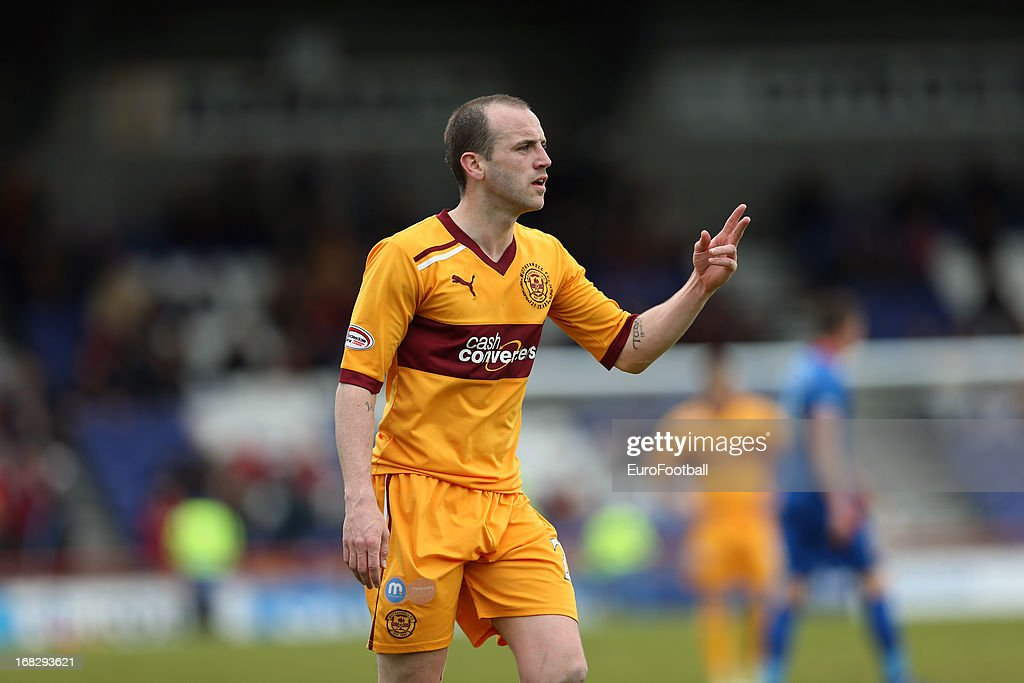 Inverness Caledonian Thistle v Motherwell - Scottish Premier League