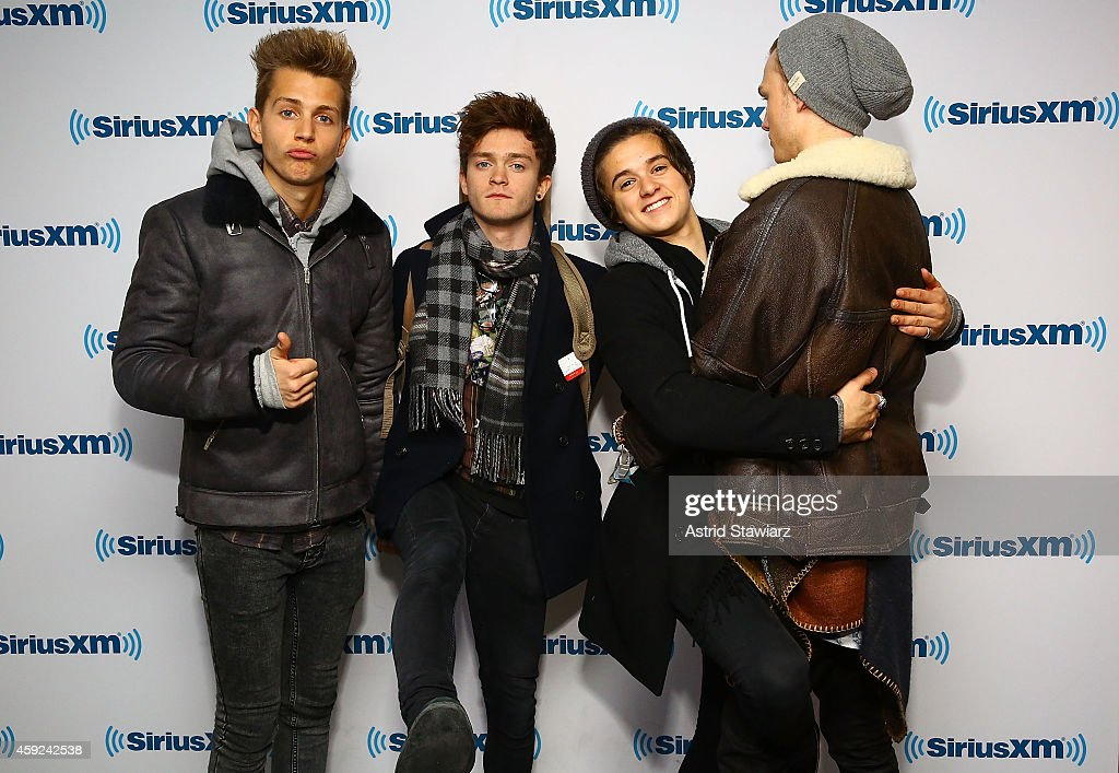 Celebrities Visit SiriusXM Studios - November 19, 2014