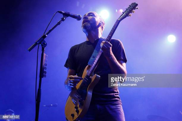 James Mercer of The Shins performs at Fairgrounds Festival 2017 on December 9 2017 in Berry Australia