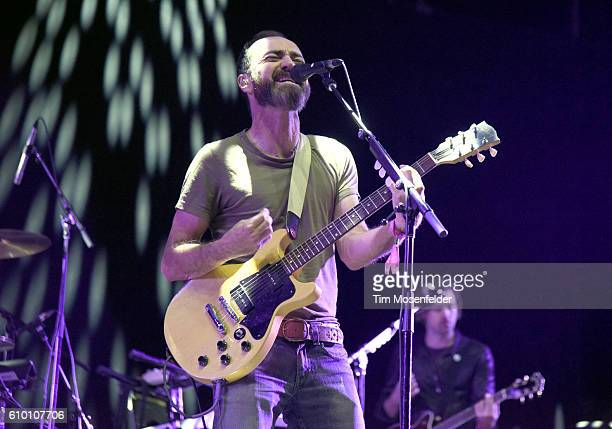 James Mercer of The Shins performs during the 2016 Life is Beautiful festival on September 23 2016 in Las Vegas Nevada