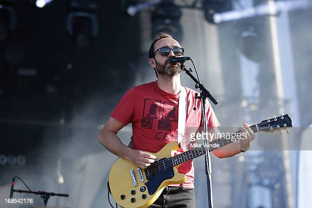James Mercer of The Shins performs on stage during day 2 of the Bottle Rock Music Festival on May 10 2013 in Napa California