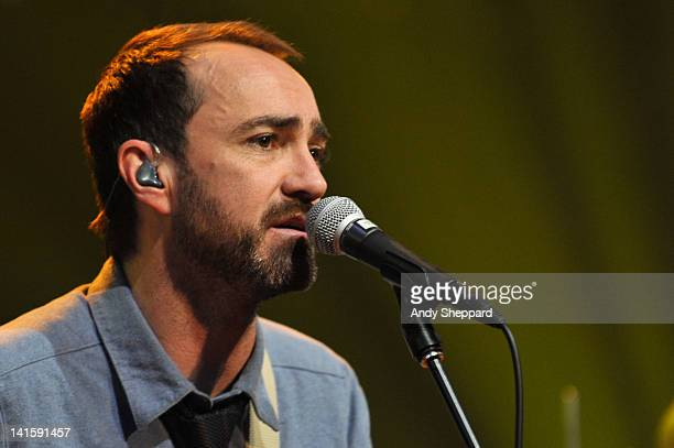 James Mercer of The Shins performs on stage for KLRUTV Austin City Limits Live at The Moody Theatre on March 18 2012 in Austin Texas