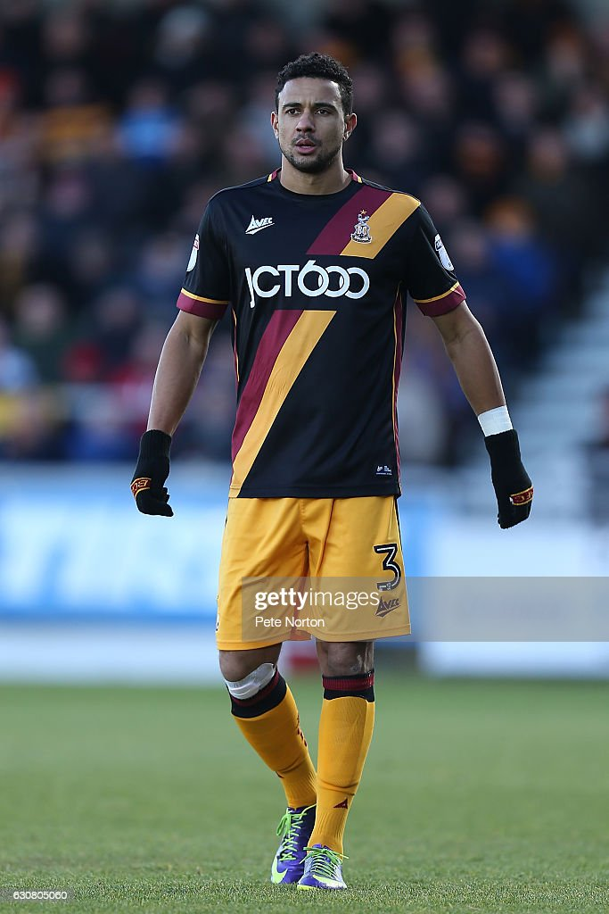 Northampton Town v Bradford City - Sky Bet League One