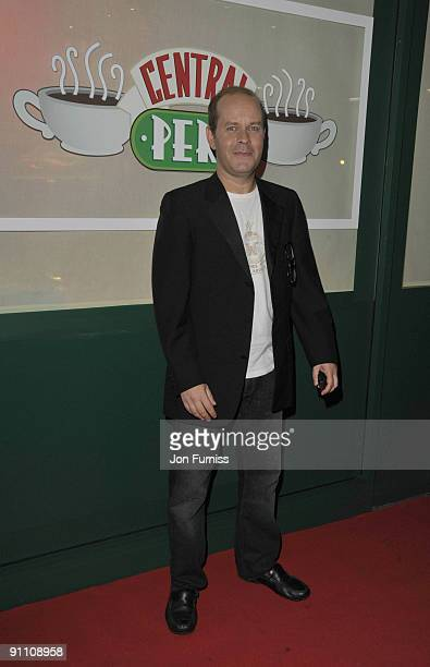 James Michael Tyler attends a party to celebrate 15 years of US sitcom - Friends on September 23, 2009 in London, England.