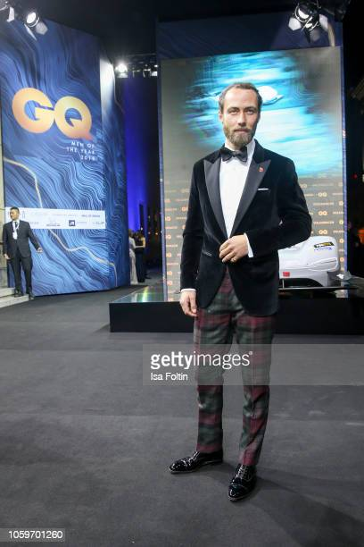 James Middleton arrives for the 20th GQ Men of the Year Award at Komische Oper on November 8 2018 in Berlin Germany