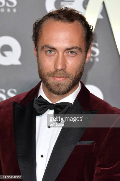 James Middleton attends the GQ Men Of The Year Awards 2019 at Tate Modern on September 03 2019 in London England