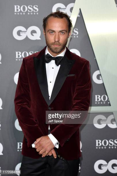 James Middleton attends the GQ Men Of The Year Awards 2019 at Tate Modern on September 03, 2019 in London, England.