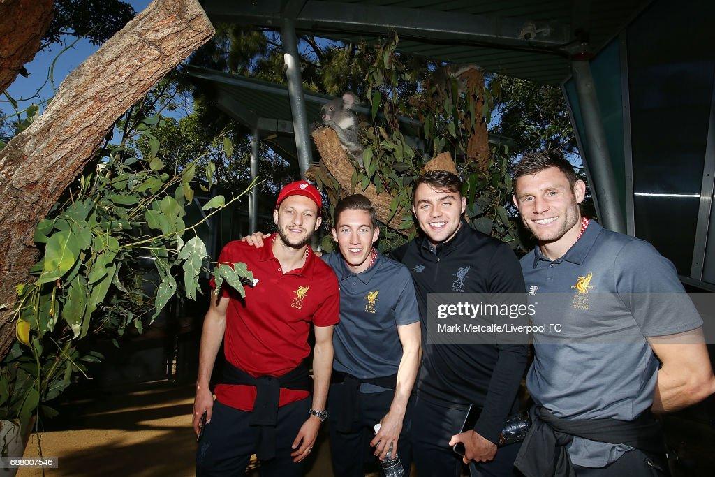 Liverpool FC Fan Day