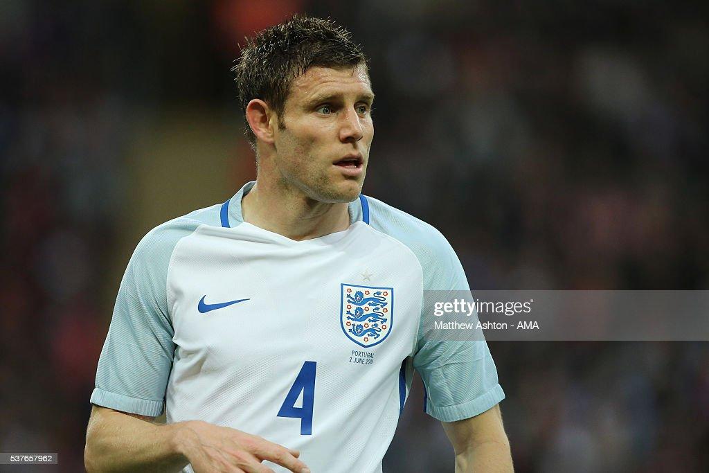 England v Portugal - International Friendly : News Photo