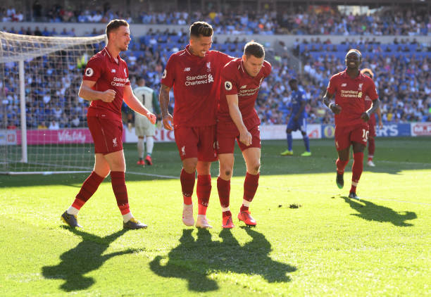 GBR: Cardiff City v Liverpool FC - Premier League