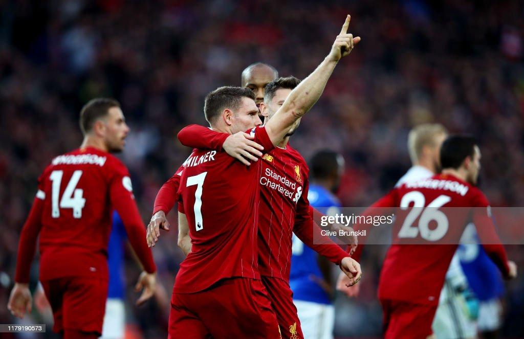 Liverpool FC v Leicester City - Premier League : ニュース写真