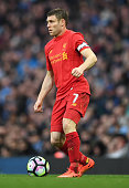 manchester england james milner liverpool action