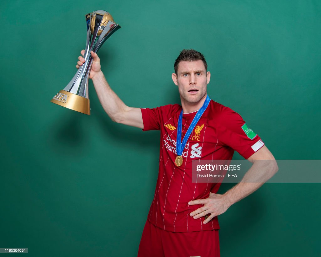 FIFA Club World Cup Winners Portrait Session : News Photo