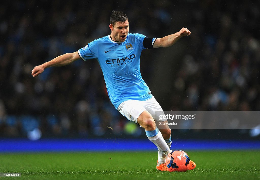 Manchester City v Blackburn Rovers - FA Cup Third Round Replay : News Photo
