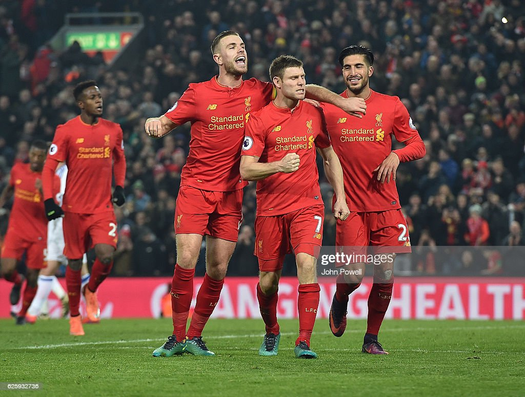 Liverpool v Sunderland - Premier League : News Photo