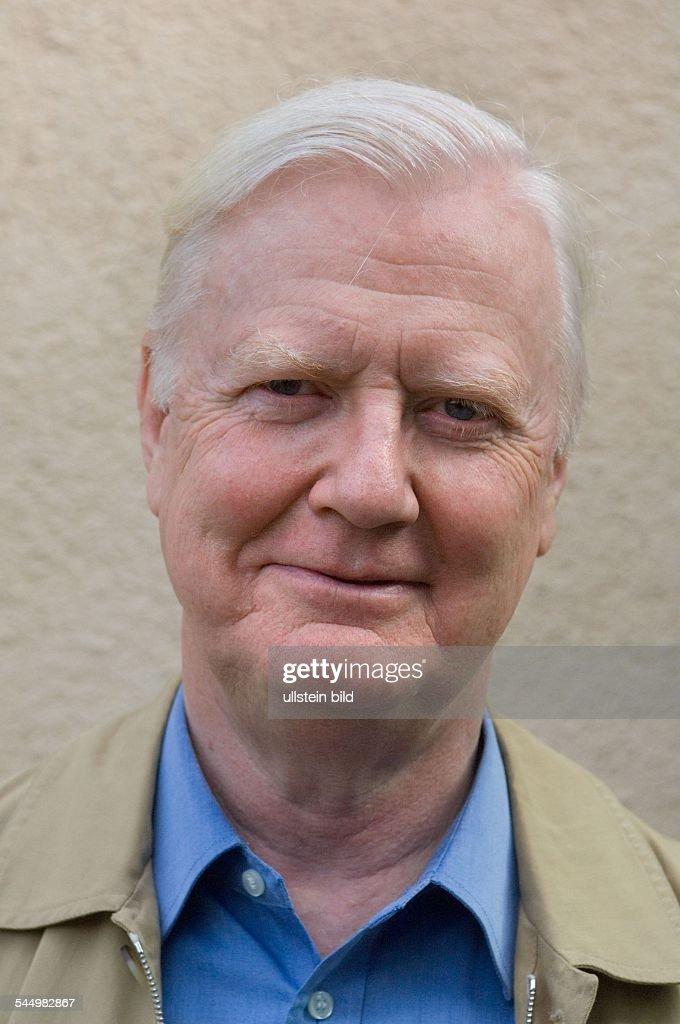 James Mirrlees - Economist, Nobel Prize in Economics, Great Britain : ニュース写真