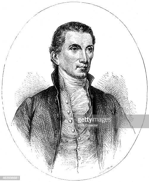 James Monroe 5th President of the United States After the portrait by AB Durand Monroe was president between 1817 and 1825 His presidency is best...