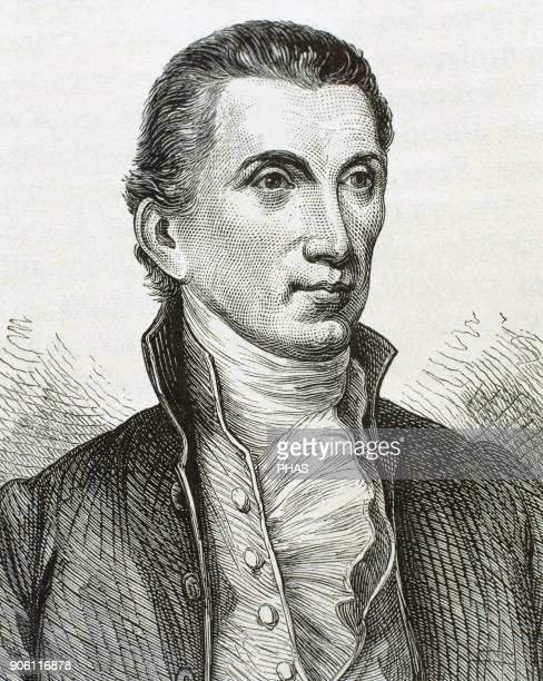 James Monroe Fifth President of the United States Last president who was a Founding Father of the United States Noted for his proclamation of the...