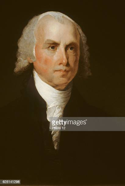 James Monroe Fifth President of the United States Monroe Doctrine was introduced during his administration