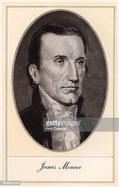 James Monroe fifth President of the United States Monroe was president from 1817 until 1825
