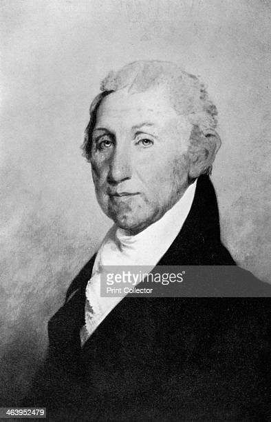 James Monroe fifth President of the United States Monroe was president from 1817 until 1825 Published in The American Presidents