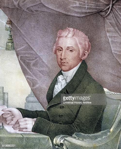James Monroe President of the United States Monroe was the fifth President of the United States Monroe was the last president who was a Founding...